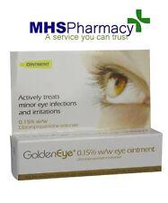 Golden Eye 0.15% Eye Ointment - 5g Conjunctivitis & Blepharitis Eye Infections