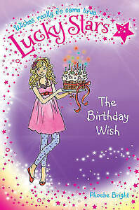Lucky-Stars-4-The-Birthday-Wish-Bright-Phoebe-Very-Good-Book