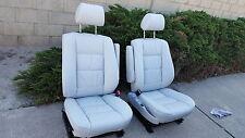 BMW E34 540 535 525 COMFORT SEAT KITS 100% LEATHER UPHOLSTERY KITS NEW BEAUTIFUL