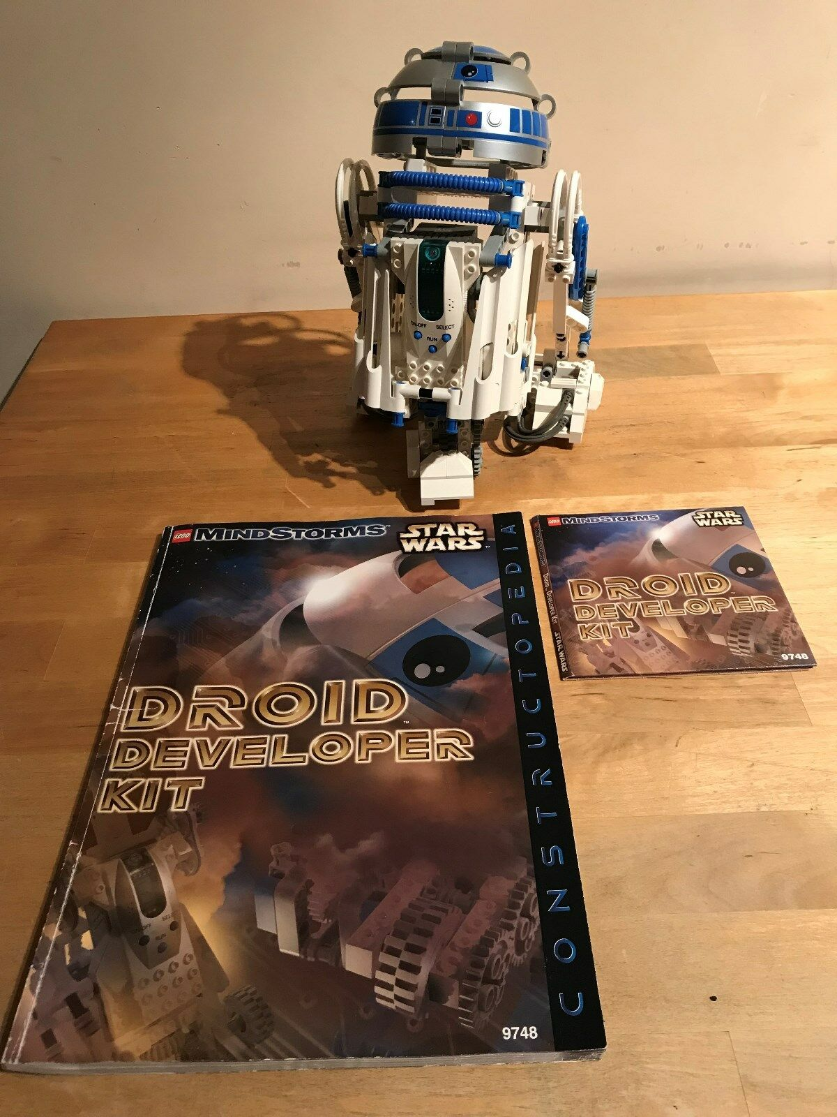 Lego Star Wars 9748 - Droid Developer Kit (Unboxed)