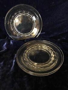 4 verre clair dessert assiettes empreinte Design-afficher le titre d`origine qM9BIGXp-09164555-899157146