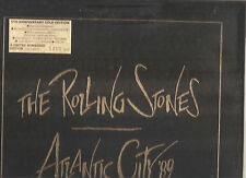"ROLLING STONES ""Atlantic City 89""  Limitierte 4 GOLD CD BOX-SET RARE"