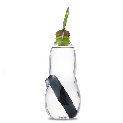 Black + Blum EAU GOOD, Lime Water Liquid Bottle Container Travel Handy Outdoor