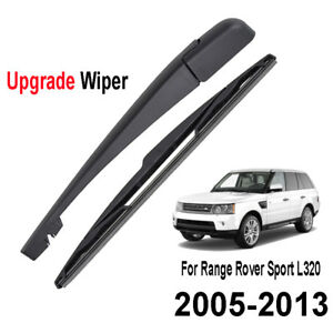 RANGEROVER SUV Mar 2002 to Aug 2012 Windscreen Wiper Blade Set Front and Rear Blades 3 x Blades