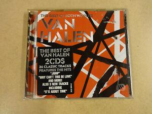 2-CD / VAN HALEN - THE BEST OF BOTH WORLDS
