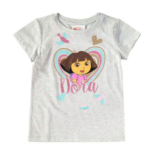 Nickelodeon Dora The Explorer Girls t shirt top New with tags Free postage