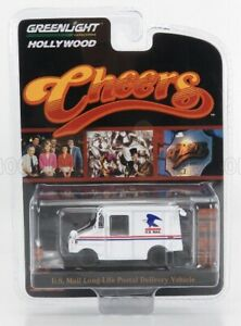 GREENLIGHT 1/64 TRUCK | VAN US MAIL LONG LIFE POSTAL DELIVERY 1982 | WHITE