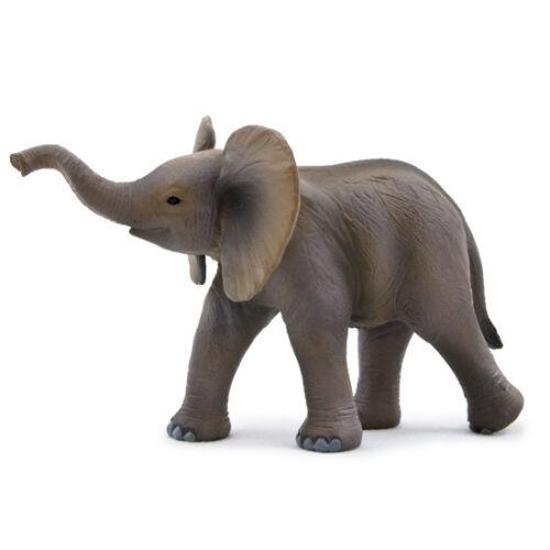 africain elefantenkalb 9 cm ANIMAUX SAUVAGES Mojo 387002