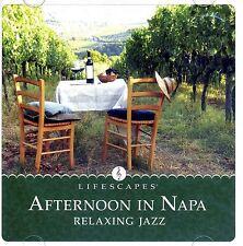 Wayne Jones Afternoon in Napa Relaxing Jazz CD