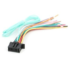 s l300 xtenzi wire harness for pioneer avic 5100nex 6100nex 7100nex Pioneer Wiring Harness Diagram at n-0.co