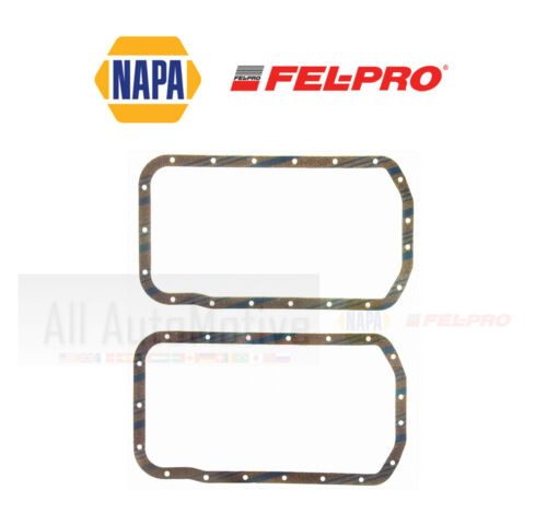 Oil Pan Gasket Set NAPA FELPRO fits 88-04 Toyota 4Runner Pickup Tacoma Tundra V6