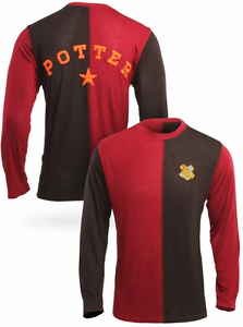 Harry Potter Quidditch Longsleeve (S)