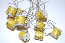 10pcs 120k Ohm 1 Precision Wire Wound Resistor Nos Cinema Ce523e Usa