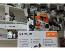 Stihl ms motorkettensäge benzin kettensäge motorsäge ebay