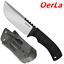 Oerla-Fixed-Blade-Outdoor-Duty-Straight-Field-Knife-G10-Handle-and-Kydex-Sheath thumbnail 1