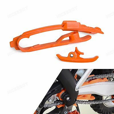 For KTM 125 150 250 350 450 SX/SX-F/SMR/XC 12-16 Chain Slider New