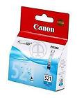 Canon (2934B001) CLI-521C 1 x Cyan Tintenbeh�lter