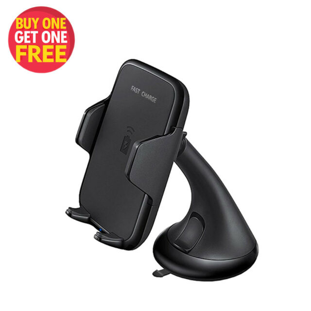save off 108c4 592a8 BOGO 2-way Qi Universal Wireless Charger Car Mount iPhone 8/ 8 Plus/ X