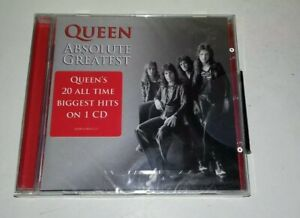 Queen-Absolute-Greatest-NEW-CD