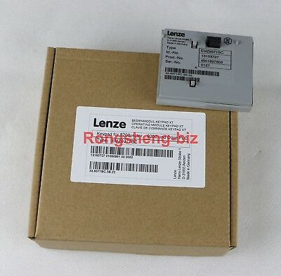 1PC New /& Genuine Lenze Inverter EMZ9371BC Keypad Operating Panel