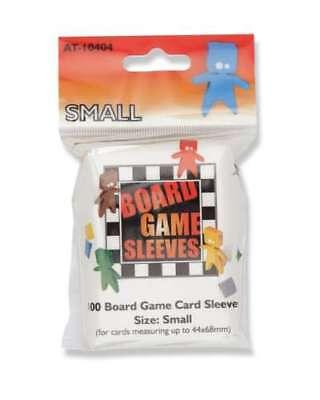 ARCANE TINMEN Mini European Board Game Size Card Sleeves Clear 44 x 68mm 100ct