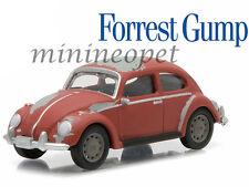 GREENLIGHT 44720 F FORREST GUMP MOVIE (1994) VW VOLKSWAGEN CLASSIC BEETLE 1/64