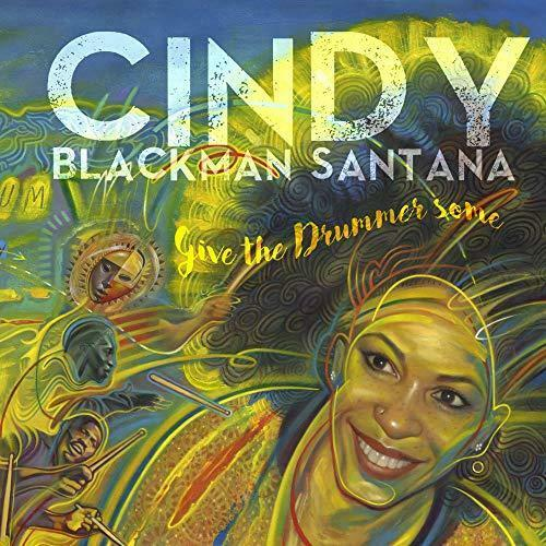 New CD : Drummer Cindy Blackman Santana S-l500