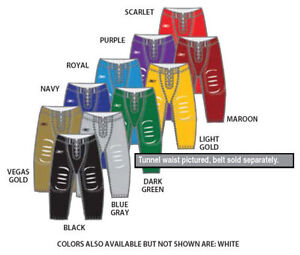 Brand-New-Reebok-Adult-Men-039-s-Football-Pants-Various-Sizes-Colors-Material