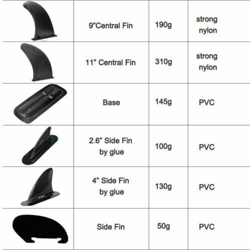 Surfboard Fin Central Fins Surf UP Paddle Board Accessories Surfing Wave