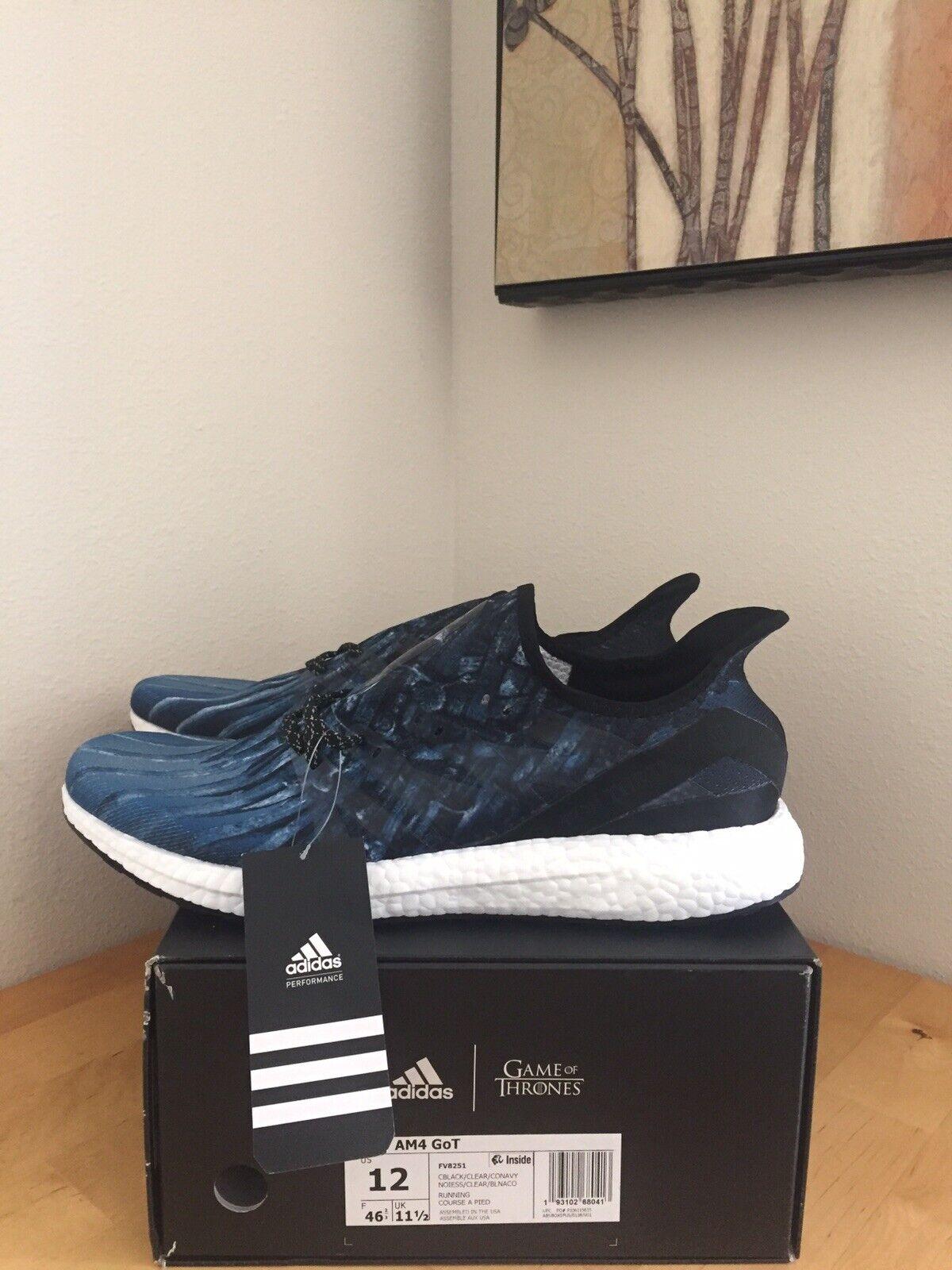 Adidas x Game of Thrones AM4 Ultra Boosts  New in Box taglie 8.5 e 12  miglior reputazione