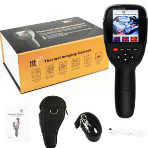 Digital Thermal Imager IR Thermometer Infrared Thermal Camera Healthy HT-18 TFT