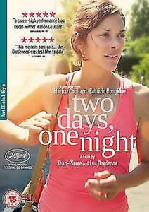 Due-Giorni-One-Night-DVD-Nuovo-DVD-ART723DVD