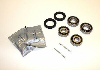 CAR SET FRONT WHEEL BEARINGS AUSTIN A35 /& A40 FARINA MKI /& MKII