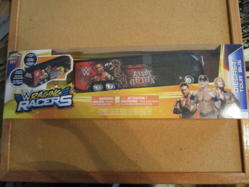 "2014 NKOK 164 Raging Racers WWE ""Randy Orton"" Tour Bus"