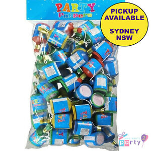 BIRTHDAY PARTY SUPPLIES BULK 20 OR 50 PARTY POPPERS ...