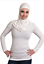 Ladies-T-Shirt-Islamic-Women-039-s-Long-Sleeve-Top-Blouse-100-Cotton-2 thumbnail 4