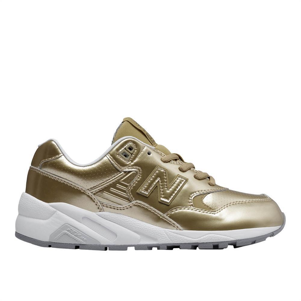 NEW BALANCE 580 PRECIO  METALS OLYMPIC MEDAL PACK WRT580MG GOLD/WHITE