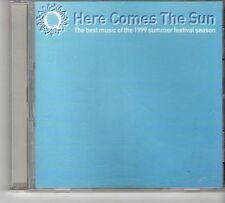 (FD650) Q Magazine: Here Comes The Sun, 14 tracks various artists- Q Magazine CD