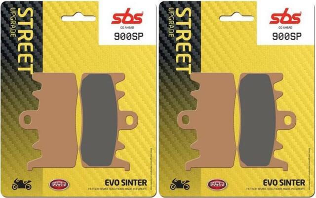 Can-Am Spyder STS 1330 2014 - 2015 SBS Front Evo Sinter Brake Pads Set EO 900SP