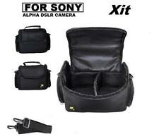 Carrying Case For Sony Alpha A550 A500 A450 A390 A380 A350 A290 A99 A77 A65 A55