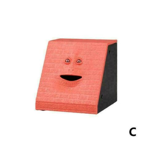Gesichts-Kasten-niedliche Facebank-Sparschwein-Bank-lustige Q6W3 U5W7