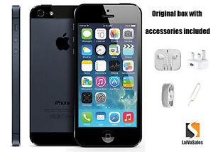 Apple-iPhone-5-32gb-Libre-SmartPhone-sin-tarjeta-SIM-VARIOS-COLORES
