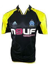 Adidas Olympique Marseille Jersey Trikot schwarz Gr.M Neu