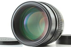 [Exc+4] Nikon Ai-S Ais Nikkor 105mm f/1.8 Portrait Telephoto MF Lens From Japan