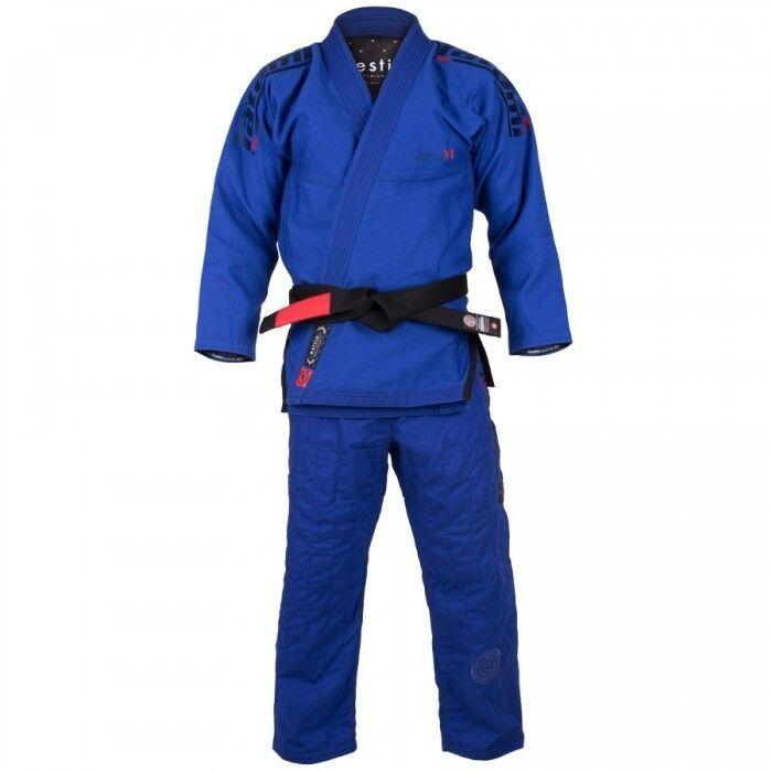 Tatami BJJ Gi Estilo 6.0 blueee & Navy Brazilian Jiu Jitsu Gi Uniform Kimono
