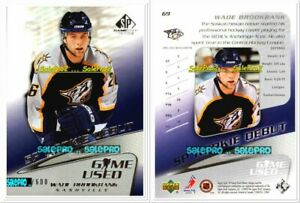 UD-SP-GAME-SPGU-2003-WADE-BROOKBANK-NHL-69-RC-NASHVILLE-PREDATORS-ROOKIE-600
