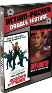 Gordon-039-s-War-Off-Limits-Action-Packed-Double-Feature-New-DVD-Widescreen