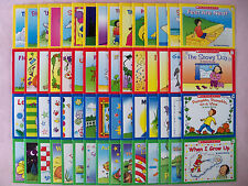 Learning to Read Childrens Books Preschool Kindergarten First Grade Set Lot 60
