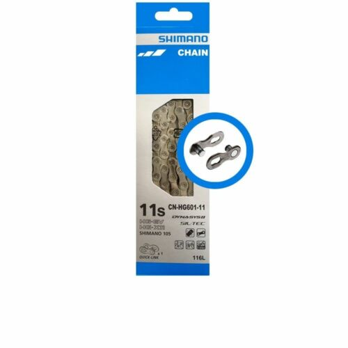 Shimano CN-HG601 Quick Link Kette XT Ultegra eBike 11-fach inkl Kettenschloss