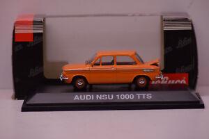 NSU-1000-TTS-SCHUCO-1-43-NEUF-EN-BOITE